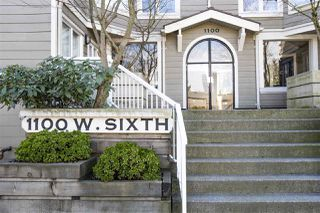 "Photo 19: A2 1100 W 6TH Avenue in Vancouver: Fairview VW Townhouse for sale in ""Fairview Place"" (Vancouver West)  : MLS®# R2361487"