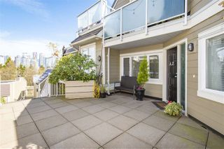 "Photo 18: A2 1100 W 6TH Avenue in Vancouver: Fairview VW Townhouse for sale in ""Fairview Place"" (Vancouver West)  : MLS®# R2361487"