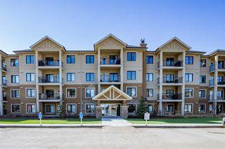 Main Photo: 102 1031 173 Street in Edmonton: Zone 56 Condo for sale : MLS®# E4153361