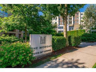 """Photo 2: 212 15918 26 Avenue in Surrey: Grandview Surrey Condo for sale in """"THE MORGAN"""" (South Surrey White Rock)  : MLS®# R2364588"""