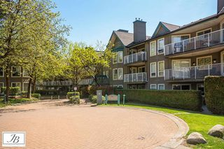 "Photo 1: 307 15140 108 Avenue in Surrey: Guildford Condo for sale in ""River Pointe"" (North Surrey)  : MLS®# R2368114"