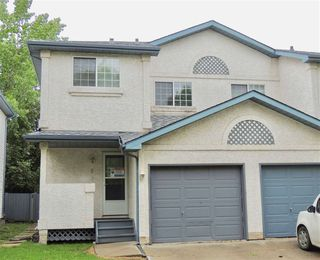 Main Photo: 8 501 YOUVILLE Drive E in Edmonton: Zone 29 House Half Duplex for sale : MLS®# E4160053