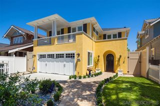 Main Photo: CORONADO VILLAGE House for sale : 4 bedrooms : 461 A Ave in Coronado