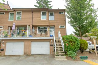 "Photo 1: 558 CARLSEN Place in Port Moody: North Shore Pt Moody Townhouse for sale in ""Eagle Point complex"" : MLS®# R2388336"