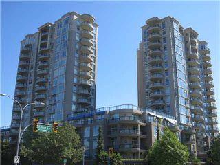 Photo 2: 1607 8460 GRANVILLE AVENUE in Richmond: Brighouse South Condo for sale : MLS®# R2329933
