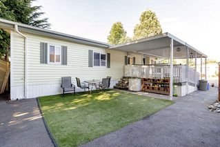 Photo 25: 41 145 KING EDWARD Street in Coquitlam: Maillardville Manufactured Home for sale : MLS®# R2479544