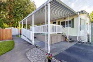 Photo 3: 41 145 KING EDWARD Street in Coquitlam: Maillardville Manufactured Home for sale : MLS®# R2479544