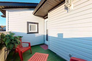 Photo 29: 46 11 CLOVER BAR Lane: Sherwood Park Townhouse for sale : MLS®# E4224791