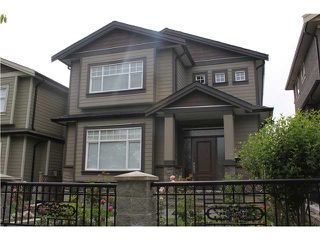 Photo 1: 7855 OSLER Street in Vancouver: Marpole House for sale (Vancouver West)  : MLS®# V901192
