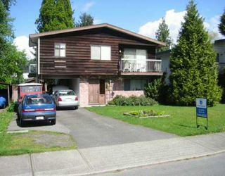 Photo 1: 806 GREENE ST in Coquitlam: Meadow Brook House for sale : MLS®# V589765