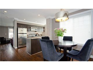 Photo 5: 604 4025 NORFOLK Street in Burnaby: Central BN Townhouse for sale (Burnaby North)  : MLS®# V955559