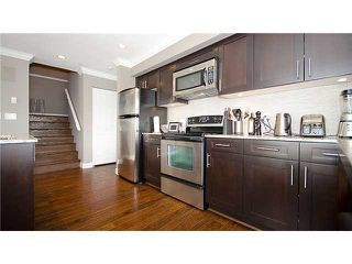 Photo 4: 604 4025 NORFOLK Street in Burnaby: Central BN Townhouse for sale (Burnaby North)  : MLS®# V955559