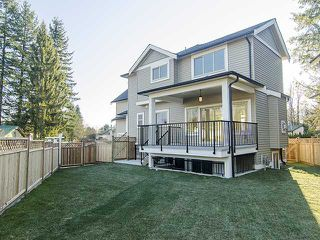 "Photo 20: 3968 ROBIN Place in Port Coquitlam: Oxford Heights House for sale in ""OXFORD HEIGHTS"" : MLS®# V1046329"