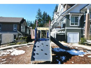 "Photo 17: 144 1460 SOUTHVIEW Street in Coquitlam: Burke Mountain Townhouse for sale in ""CEDAR CREEK"" : MLS®# V1049640"