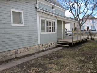 Photo 15: 286 Pritchard Avenue in WINNIPEG: North End Residential for sale (North West Winnipeg)  : MLS®# 1408771