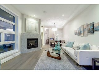"""Photo 1: 35 E 13TH Avenue in Vancouver: Mount Pleasant VE Townhouse for sale in """"Main ST"""" (Vancouver East)  : MLS®# V1071225"""