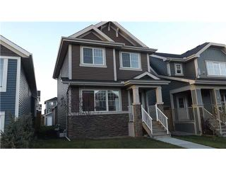 Photo 1: 351 Fireside Place: Cochrane Residential Detached Single Family for sale : MLS®# C3637754