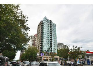 "Photo 1: 503 1003 BURNABY Street in Vancouver: West End VW Condo for sale in ""Milano"" (Vancouver West)  : MLS®# V1094081"