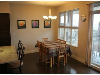 """Photo 4: 58 20326 68 Avenue in Langley: Willoughby Heights Townhouse for sale in """"SunPointe"""" : MLS®# F1428910"""