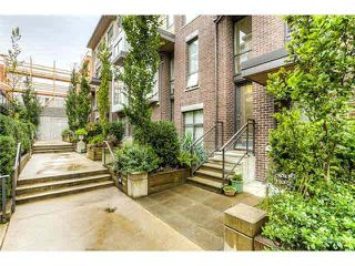 """Photo 1: 3655 COMMERCIAL Street in Vancouver: Victoria VE Townhouse for sale in """"BRIX II"""" (Vancouver East)  : MLS®# V1099787"""