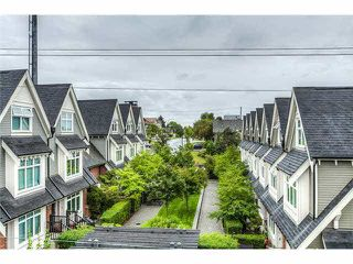 """Photo 11: 3655 COMMERCIAL Street in Vancouver: Victoria VE Townhouse for sale in """"BRIX II"""" (Vancouver East)  : MLS®# V1099787"""