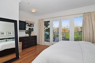 """Photo 14: 2092 WHYTE Avenue in Vancouver: Kitsilano 1/2 Duplex for sale in """"KITS POINT"""" (Vancouver West)  : MLS®# V1100092"""