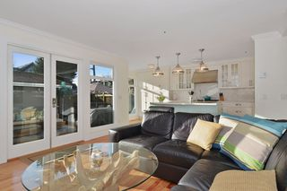 """Photo 8: 2092 WHYTE Avenue in Vancouver: Kitsilano 1/2 Duplex for sale in """"KITS POINT"""" (Vancouver West)  : MLS®# V1100092"""