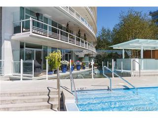 Photo 2: 316 68 Songhees Rd in VICTORIA: VW Songhees Condo Apartment for sale (Victoria West)  : MLS®# 694809