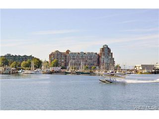 Photo 5: 316 68 Songhees Rd in VICTORIA: VW Songhees Condo Apartment for sale (Victoria West)  : MLS®# 694809