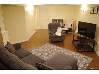 Photo 11: 53 Nolin Place in WINNIPEG: Fort Garry / Whyte Ridge / St Norbert Residential for sale (South Winnipeg)  : MLS®# 1505582