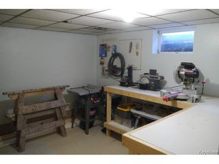 Photo 14: 53 Nolin Place in WINNIPEG: Fort Garry / Whyte Ridge / St Norbert Residential for sale (South Winnipeg)  : MLS®# 1505582