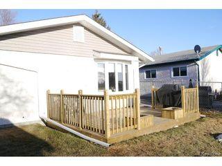 Photo 15: 53 Nolin Place in WINNIPEG: Fort Garry / Whyte Ridge / St Norbert Residential for sale (South Winnipeg)  : MLS®# 1505582