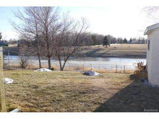 Photo 16: 53 Nolin Place in WINNIPEG: Fort Garry / Whyte Ridge / St Norbert Residential for sale (South Winnipeg)  : MLS®# 1505582