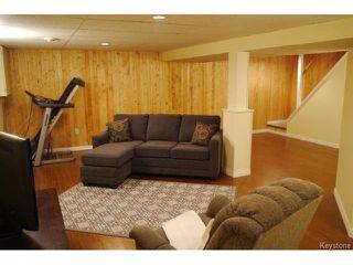 Photo 12: 53 Nolin Place in WINNIPEG: Fort Garry / Whyte Ridge / St Norbert Residential for sale (South Winnipeg)  : MLS®# 1505582