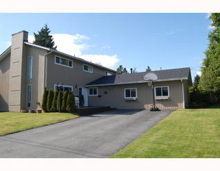 Main Photo: 5217 BELAIR DR in : Cliff Drive House for sale : MLS®# V767133