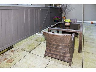 Photo 10: 119 555 W 14TH Avenue in Vancouver: Fairview VW Condo for sale (Vancouver West)  : MLS®# V1116666