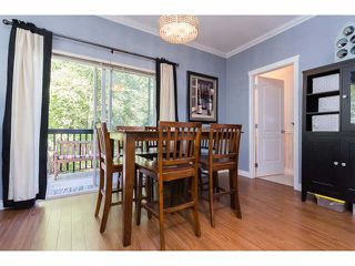 "Photo 5: 11 5839 PANORAMA Drive in Surrey: Sullivan Station Townhouse for sale in ""Forest Gate"" : MLS®# F1448630"