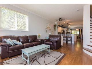 "Photo 10: 11 5839 PANORAMA Drive in Surrey: Sullivan Station Townhouse for sale in ""Forest Gate"" : MLS®# F1448630"