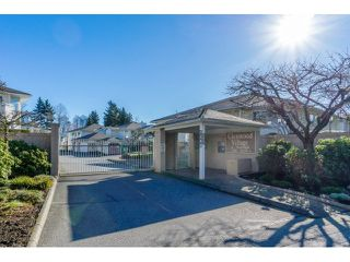 "Main Photo: 239 7156 121 Street in Surrey: West Newton Townhouse for sale in ""Glenwood Village"" : MLS®# R2036835"