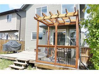 Photo 23: 89 SILVERADO SADDLE Avenue SW in Calgary: Silverado House for sale : MLS®# C4063975
