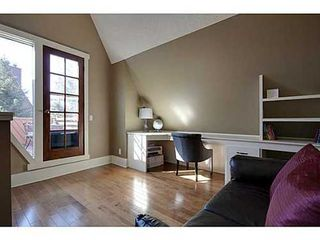 Photo 16: 6 828 COACH BLUFF Crescent SW in Calgary: 2 and Half Storey for sale : MLS®# C3560991