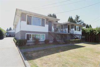 "Photo 1: 13802 - 13804 GROSVENOR Road in Surrey: Bolivar Heights House Duplex for sale in ""BOLIVAR HEIGHTS"" (North Surrey)  : MLS®# R2107128"