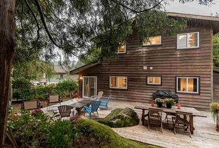 Photo 1: 4577 COVE CLIFF Road in North Vancouver: Deep Cove House for sale : MLS®# R2110734
