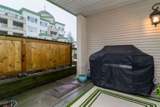 Photo 18: 101 2960 PRINCESS Crescent in Coquitlam: Canyon Springs Condo for sale : MLS®# R2128402