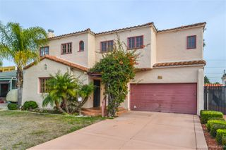 Photo 1: SAN DIEGO House for sale : 7 bedrooms : 4661 El Cerrito Dr.
