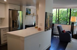 """Photo 6: 102 1616 W 13TH Avenue in Vancouver: Fairview VW Condo for sale in """"GRANVILLE GARDENS"""" (Vancouver West)  : MLS®# R2129743"""