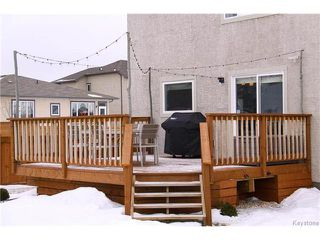 Photo 20: 113 Hill Grove Point in Winnipeg: Bridgwater Forest Residential for sale (1R)  : MLS®# 1701795