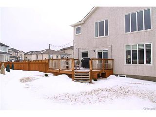 Photo 19: 113 Hill Grove Point in Winnipeg: Bridgwater Forest Residential for sale (1R)  : MLS®# 1701795