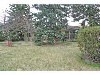 Photo 1: 4328 CORONATION Drive SW in Calgary: Britannia House for sale : MLS®# C4115330