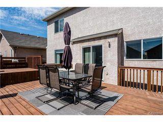 Photo 18: 181 Wayfield Drive in Winnipeg: Richmond West Residential for sale (1S)  : MLS®# 1710937